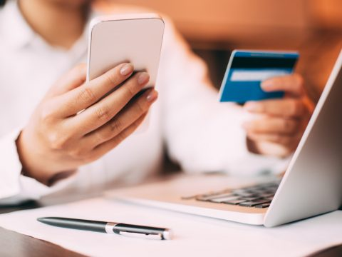 Golpe do cartão de crédito
