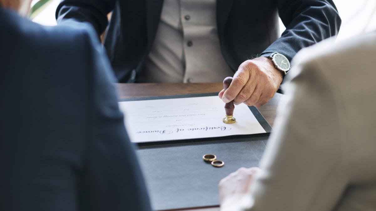 divórcio litigioso